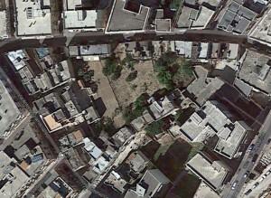 la maglia 6 vista da satellite [Fonte: Google Maps]